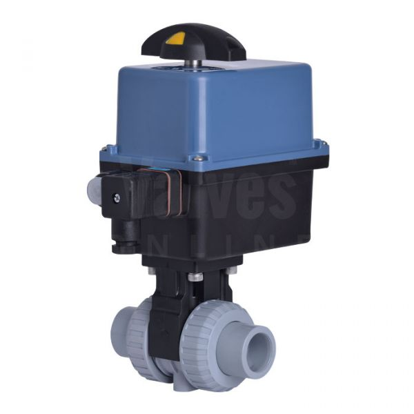 Extreme Series Electrically Actuated ABS Ball Valve