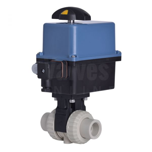 Extreme Series Electrically Actuated PP-H Ball Valve