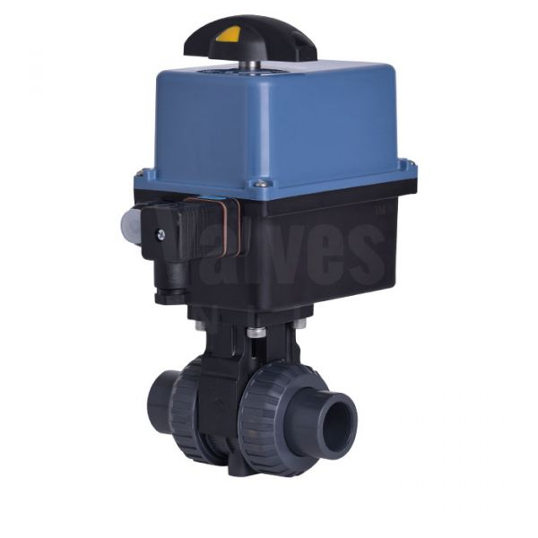 Extreme Series Electrically Actuated PVC-U Ball Valve