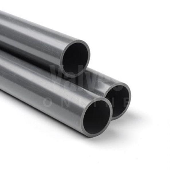 PVC-U Metric Pressure Pipe 10 Bar