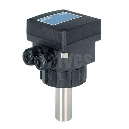 Burkert Type 8041 PVC Blind Insertion Electromagnetic Flowmeter