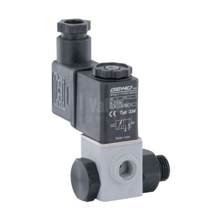 Gemu 324 Direct Mount Pilot Solenoid Valve