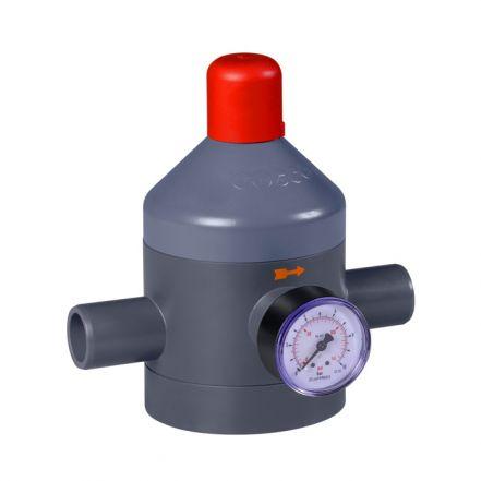 GEMU N082 PVC-U Pressure Reducing Valve (DN65-DN100)