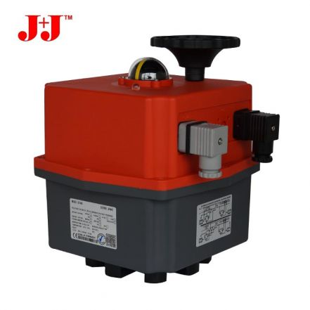 J+J J4C-300 Electric Actuator Multi Voltage 300Nm