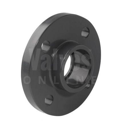 PVC Plain Inch Solvent Full Face Flange PN10/16