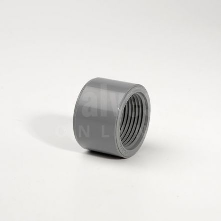 ABS Plain Inch x Threaded Reducing Bush