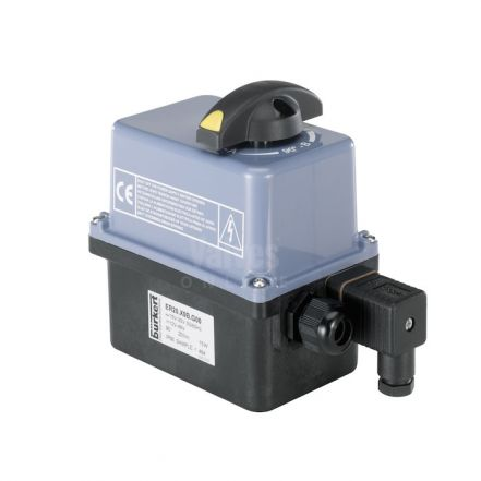 Polyamide Electric Actuator Type 3003 - 100Nm