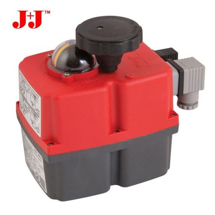 J+J J3C-S55 Electric Actuator Multi Voltage 55Nm