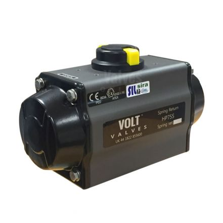 HP Pneumatic Actuator