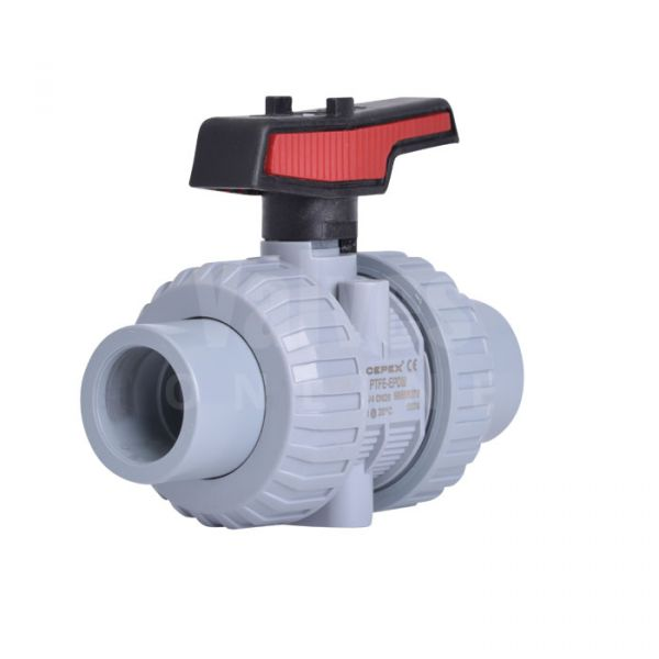 ABS Manual Ball Valve Extreme Range