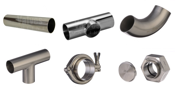 Hygienic - Sanitary Fittings & Tube