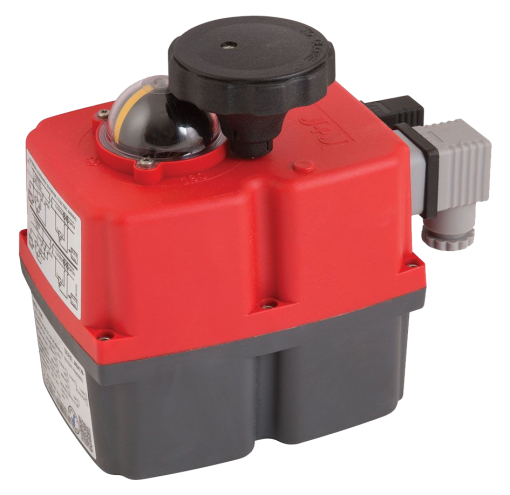 J+J Electric Actuator