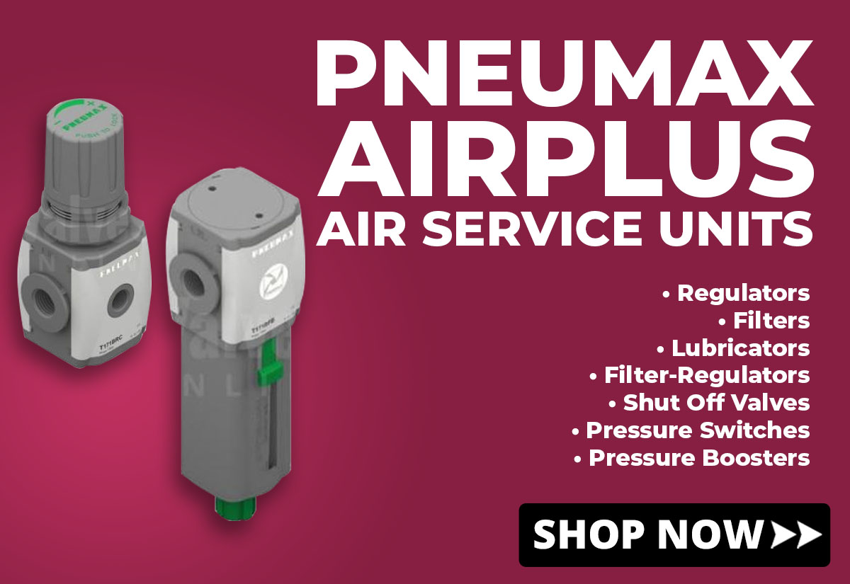 Pneumax Airplus units