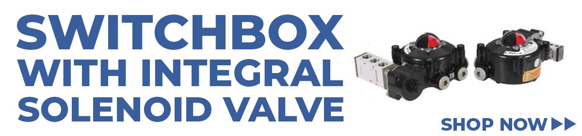 Switchbox with solenoid valve