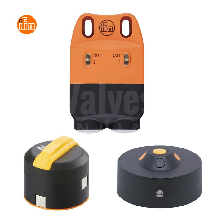 IFM IN5409 Inductive Sensor Kit with Actuator Interface Connection Terminals