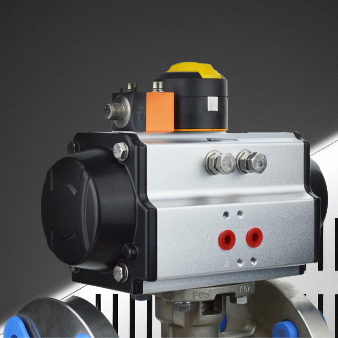 IFM Position Sensor